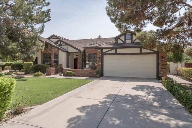 145 E Secretariat Drive, Tempe, AZ 85284 (MLS #6134500) :: The Daniel Montez Real Estate Group