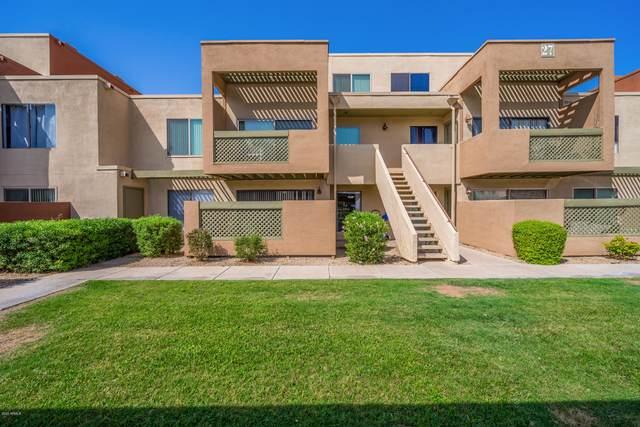3600 N Hayden Road #2703, Scottsdale, AZ 85251 (MLS #6134509) :: Maison DeBlanc Real Estate