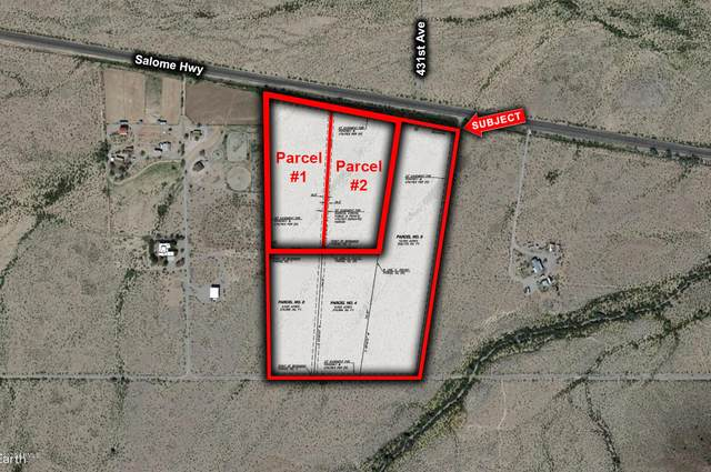 xxxx W Salome Highway, Tonopah, AZ 85354 (MLS #6134517) :: Long Realty West Valley