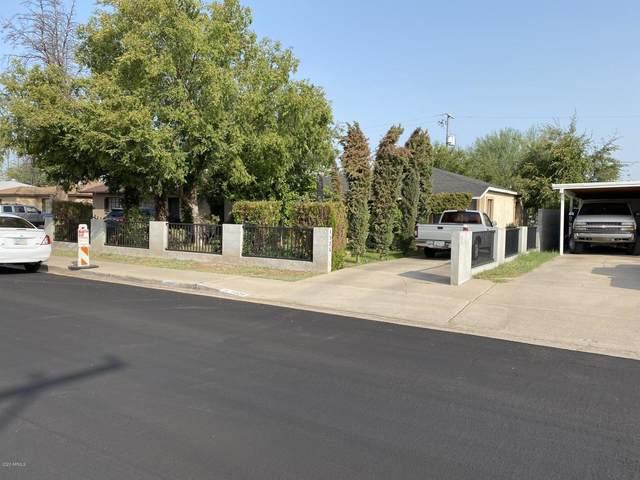 1326 E Almeria Road, Phoenix, AZ 85006 (MLS #6134545) :: Dijkstra & Co.