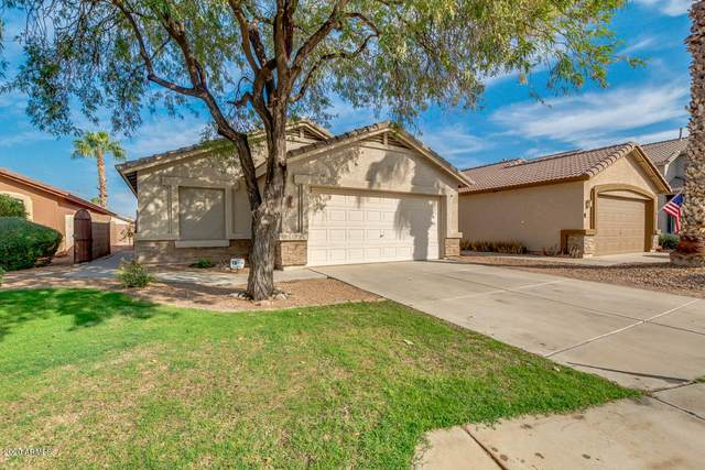 8728 E Nopal Circle, Mesa, AZ 85209 (MLS #6134573) :: ASAP Realty