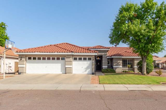 3918 W Charter Oak Road, Phoenix, AZ 85029 (MLS #6134581) :: Brett Tanner Home Selling Team