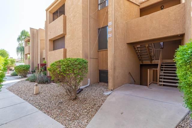 7502 E Thomas Road #102, Scottsdale, AZ 85251 (MLS #6134591) :: Conway Real Estate