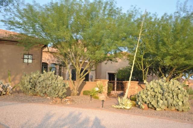 35155 N 45TH Street, Cave Creek, AZ 85331 (#6134601) :: Luxury Group - Realty Executives Arizona Properties