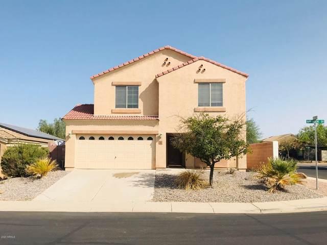 252 W Hawthorne Drive, Casa Grande, AZ 85122 (MLS #6134613) :: The Laughton Team