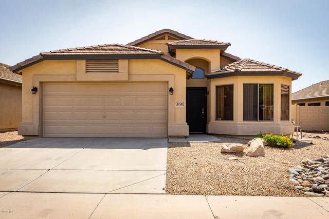 42581 W Bunker Drive, Maricopa, AZ 85138 (MLS #6134617) :: The Daniel Montez Real Estate Group