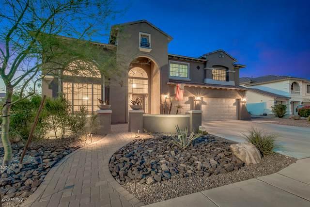 9724 W Running Deer Trail, Peoria, AZ 85383 (MLS #6134626) :: Brett Tanner Home Selling Team