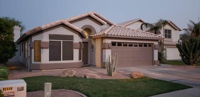 1741 S Clearview Avenue #58, Mesa, AZ 85209 (MLS #6134634) :: The Laughton Team