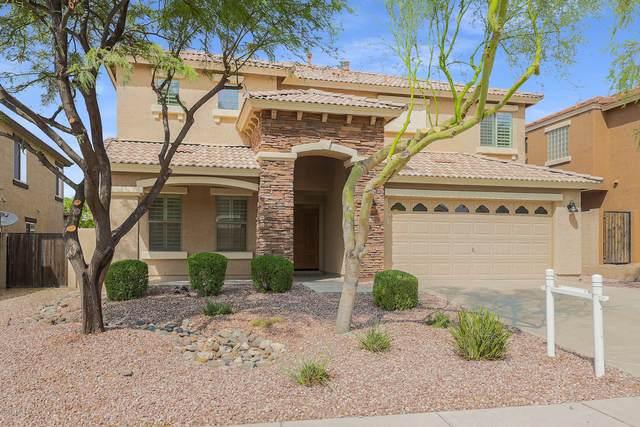 2346 W Dewdrop Trail, Phoenix, AZ 85085 (MLS #6134642) :: The Laughton Team