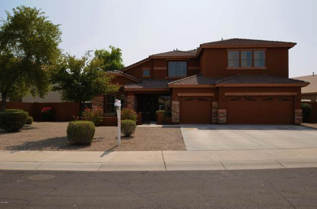 15007 W Windward Avenue, Goodyear, AZ 85395 (MLS #6134645) :: Klaus Team Real Estate Solutions