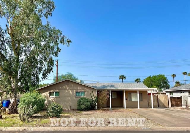 3314 E Cypress Street, Phoenix, AZ 85008 (MLS #6134657) :: The Laughton Team