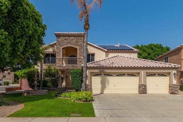 6730 W Behrend Drive, Glendale, AZ 85308 (MLS #6134666) :: Conway Real Estate