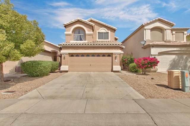 7206 E Kael Street, Mesa, AZ 85207 (MLS #6134675) :: The Laughton Team