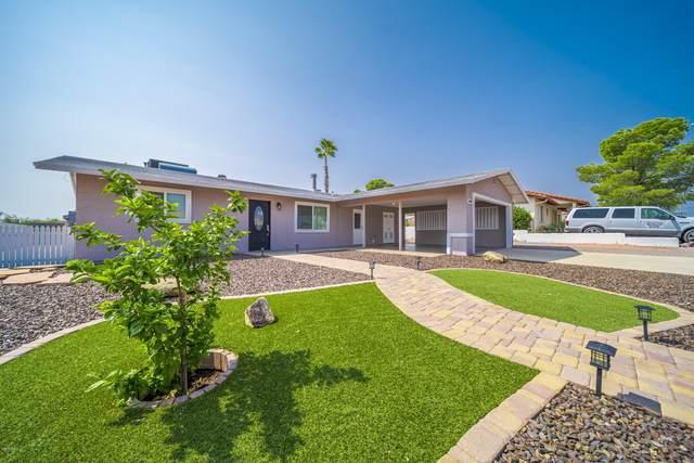 1695 Verde Drive, Wickenburg, AZ 85390 (MLS #6134682) :: Conway Real Estate