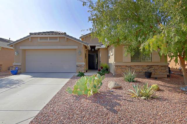 22228 N Vanderveen Way, Maricopa, AZ 85138 (MLS #6134683) :: The Daniel Montez Real Estate Group