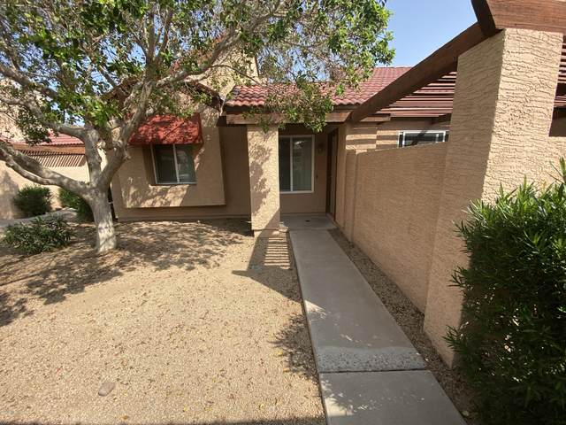 2128 E 10TH Street #4, Tempe, AZ 85281 (MLS #6134686) :: The Laughton Team