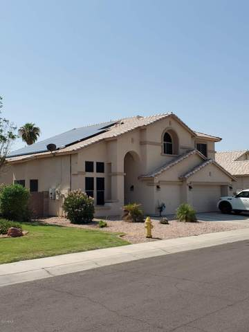 3423 W Crest Lane, Phoenix, AZ 85027 (MLS #6134696) :: The Laughton Team