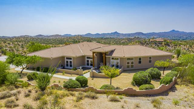 55955 N Stonehedge Ranch Road, Wickenburg, AZ 85390 (MLS #6134708) :: Long Realty West Valley