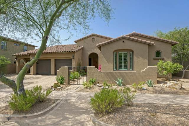 17508 N 94TH Place, Scottsdale, AZ 85255 (MLS #6134709) :: Conway Real Estate