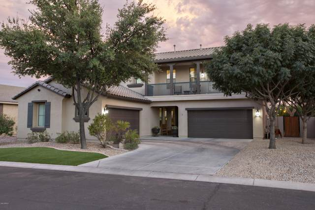 3381 E Yellowstone Place, Chandler, AZ 85249 (MLS #6134725) :: Conway Real Estate