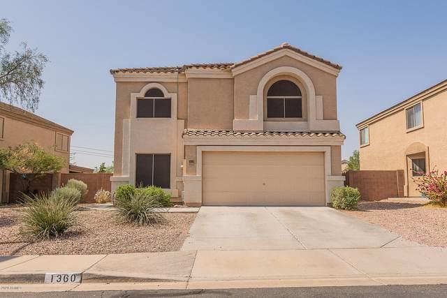 1360 S 231ST Lane, Buckeye, AZ 85326 (MLS #6134735) :: Dave Fernandez Team | HomeSmart