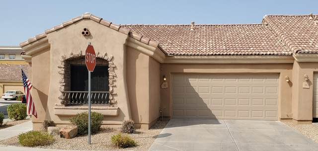 2565 S Signal Butte Road #37, Mesa, AZ 85209 (MLS #6134741) :: Klaus Team Real Estate Solutions
