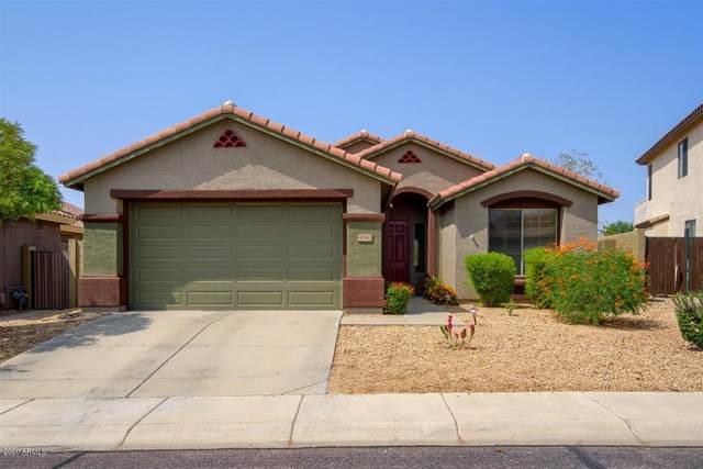 40960 N Wild West Trail, Anthem, AZ 85086 (MLS #6134746) :: Riddle Realty Group - Keller Williams Arizona Realty