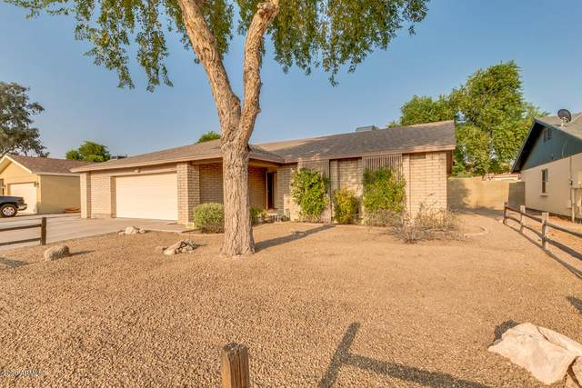 11813 N 52ND Avenue, Glendale, AZ 85304 (MLS #6134748) :: Riddle Realty Group - Keller Williams Arizona Realty