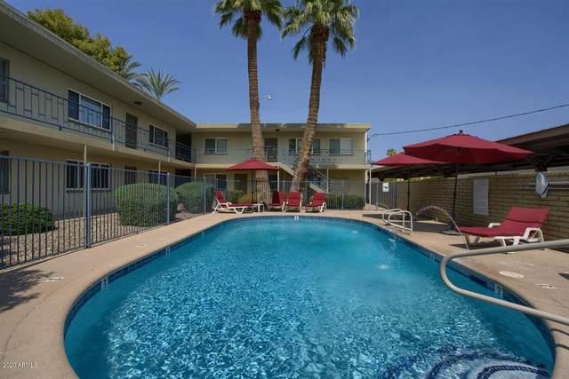 6906 E 4th Street #8, Scottsdale, AZ 85251 (MLS #6134749) :: Conway Real Estate