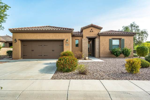 12523 W Oberlin Way, Peoria, AZ 85383 (MLS #6134750) :: Long Realty West Valley