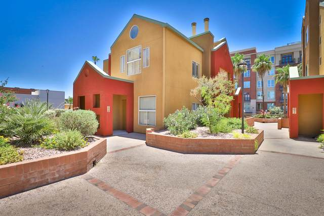 154 W 5TH Street #118, Tempe, AZ 85281 (MLS #6134784) :: Conway Real Estate