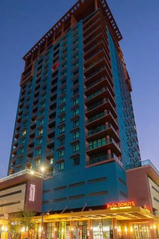 310 S 4TH Street #1504, Phoenix, AZ 85004 (MLS #6134802) :: The Carin Nguyen Team