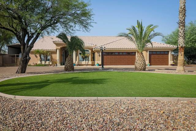 20142 W Colter Street, Litchfield Park, AZ 85340 (MLS #6134811) :: The Carin Nguyen Team