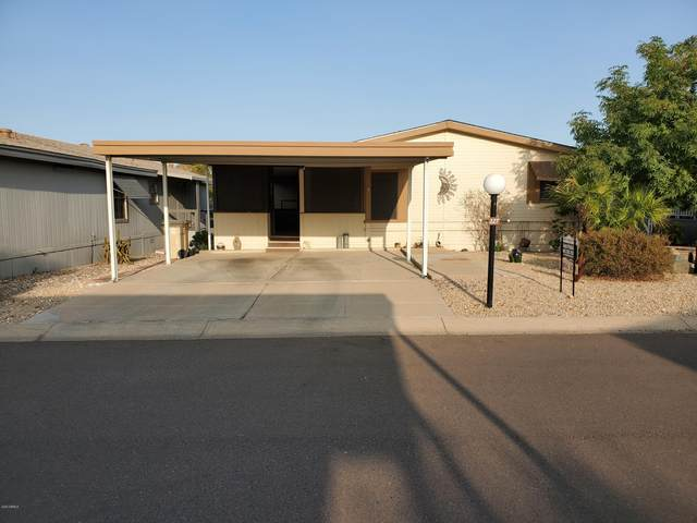 2233 E Behrend Drive #227, Phoenix, AZ 85024 (MLS #6134813) :: My Home Group