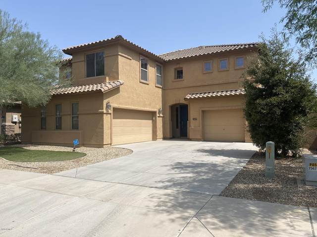 3413 S 90TH Avenue, Tolleson, AZ 85353 (MLS #6134822) :: Brett Tanner Home Selling Team