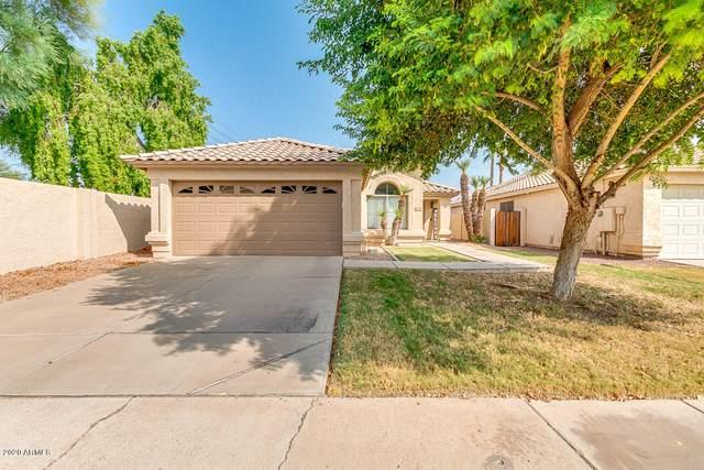 1602 E Tremaine Avenue, Gilbert, AZ 85234 (MLS #6134844) :: Conway Real Estate