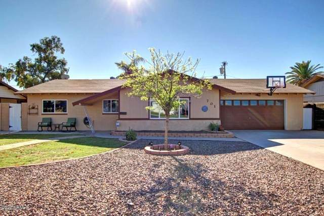 701 W Dublin Street, Chandler, AZ 85225 (MLS #6134858) :: Conway Real Estate