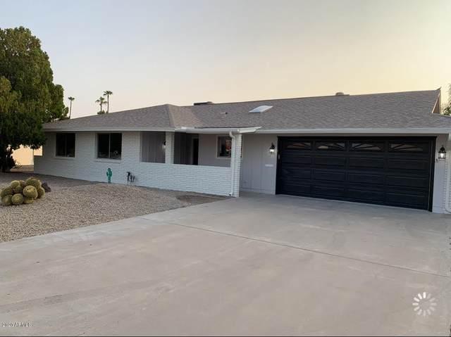 10619 W Bolivar Drive, Sun City, AZ 85351 (MLS #6134859) :: Long Realty West Valley