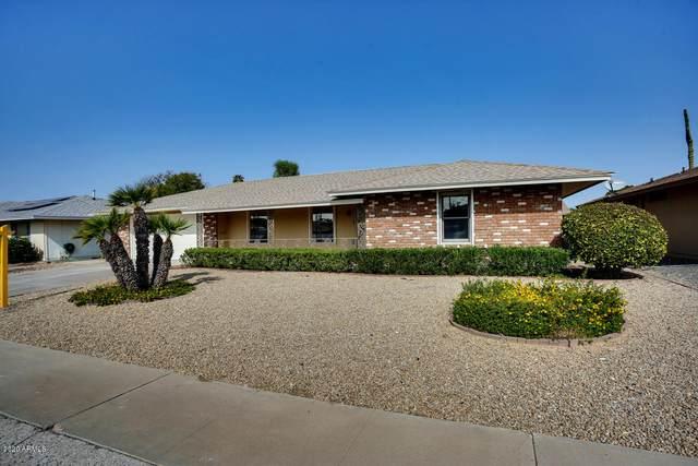14008 N Sahara Drive, Sun City, AZ 85351 (MLS #6134872) :: Long Realty West Valley