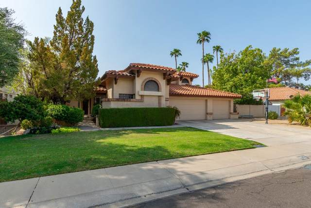 10345 E Sahuaro Drive, Scottsdale, AZ 85260 (MLS #6134882) :: The Daniel Montez Real Estate Group