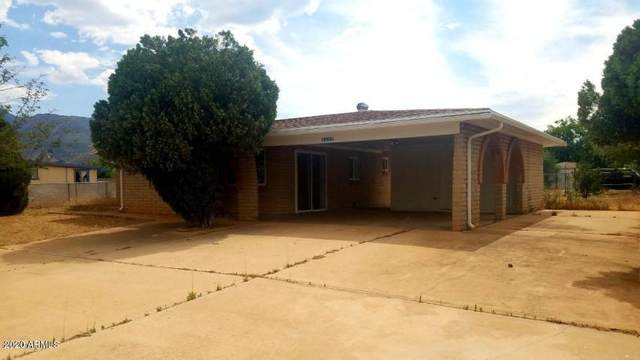 4920 S San Juan Avenue, Sierra Vista, AZ 85650 (MLS #6134892) :: Midland Real Estate Alliance