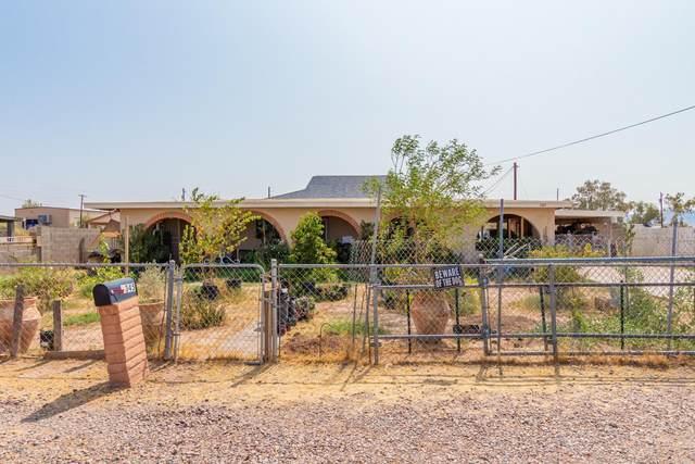 1345 E Wood Street, Phoenix, AZ 85040 (MLS #6134909) :: Brett Tanner Home Selling Team