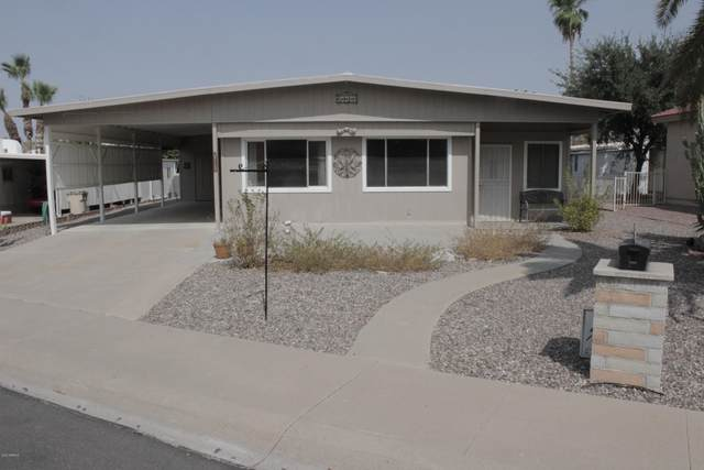 5820 E Lawndale Street, Mesa, AZ 85215 (MLS #6134920) :: The Daniel Montez Real Estate Group
