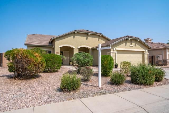 1996 W Quick Draw Way, Queen Creek, AZ 85142 (MLS #6134935) :: The Daniel Montez Real Estate Group