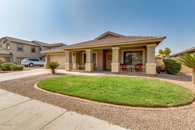 43518 W Hillman Drive, Maricopa, AZ 85138 (MLS #6134952) :: Selling AZ Homes Team