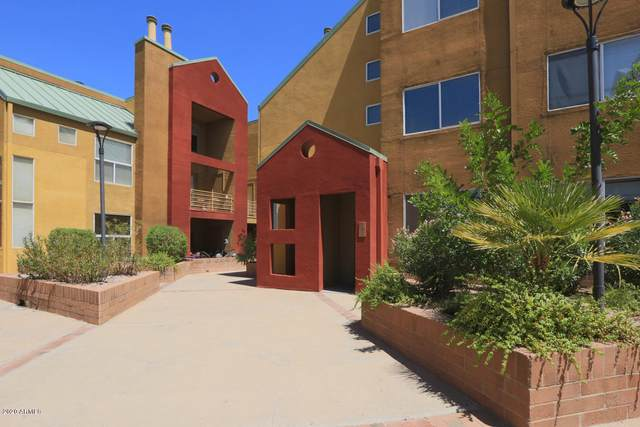 154 W 5TH Street #132, Tempe, AZ 85281 (MLS #6134957) :: The Daniel Montez Real Estate Group