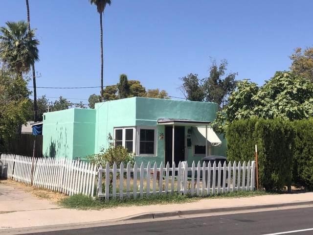 208 N Horne Street, Mesa, AZ 85203 (MLS #6134959) :: Conway Real Estate