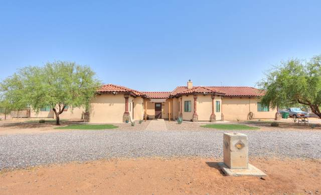 8103 N Warren Road C, Maricopa, AZ 85139 (MLS #6134980) :: The Everest Team at eXp Realty