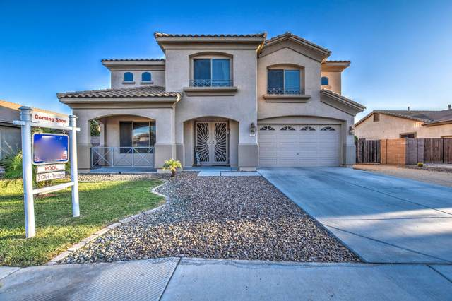 1835 E Bartlett Place, Chandler, AZ 85249 (MLS #6135001) :: The Ellens Team