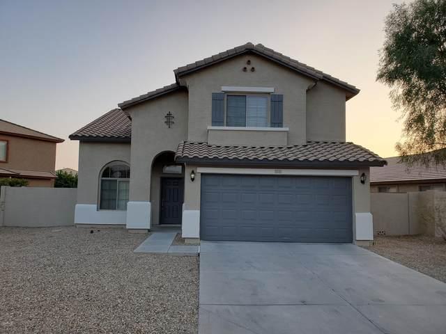 15135 W Smokey Drive, Surprise, AZ 85374 (MLS #6135045) :: Conway Real Estate
